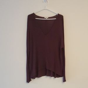 WILFRED Fragon Shirt Size Large from Aritzia